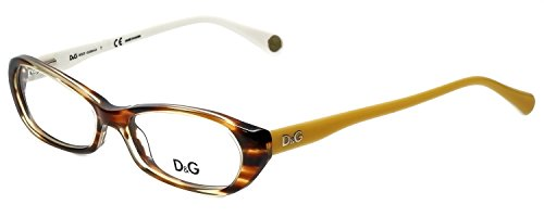 D&g By Dolce & Gabbana Women's 1192 Tortoise / Orange Frame Plastic Eyeglasses, - And Tortoise Dolce Glasses Gabbana