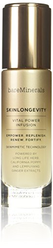 bareMinerals SkinLongevity Vital Power Infusion Serum, 1.7 Ounce from bare Minerals