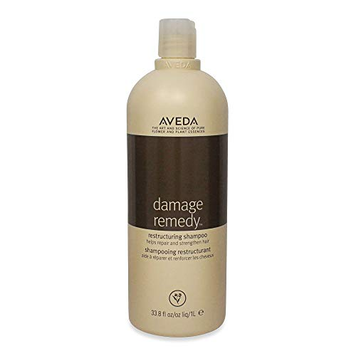 Aveda Damage Remedy Shampoo 33.8oz with Quinoa Protein Helps Repair and Strengthen Damaged Hair ()