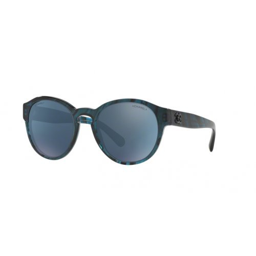 Chanel - Gafas de sol - para hombre Azul azul: Amazon.es ...
