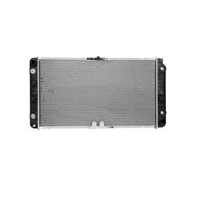 MAPM Premium Quality RADIATOR; WITH ENGINE OIL COOLER; EXCEPT HD COOLING