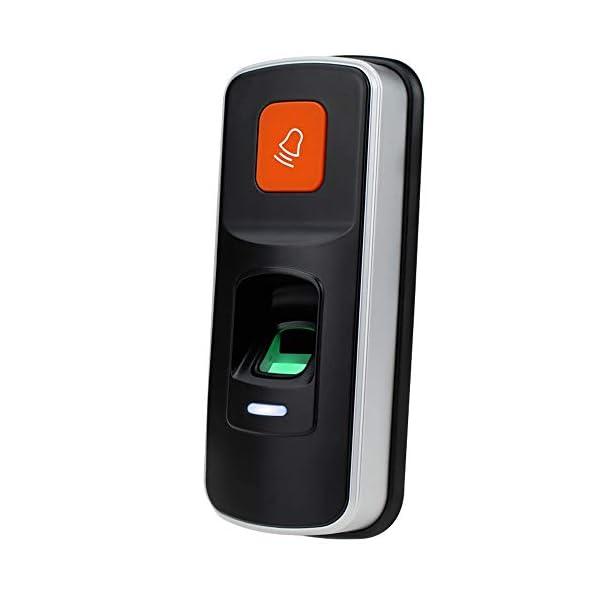 LIBO I90 Mini Controller di Accesso Biometrico per Impronte Digitali RFID Standalone Scheda SD di Supporto Lettore di… 1 spesavip
