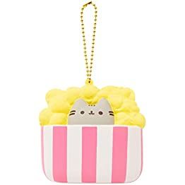 Pusheen Popcorn Keychain | Slow Rising Squishy 9