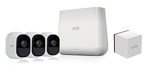 Arlo Pro Wireless Home Security Camera System With Extra