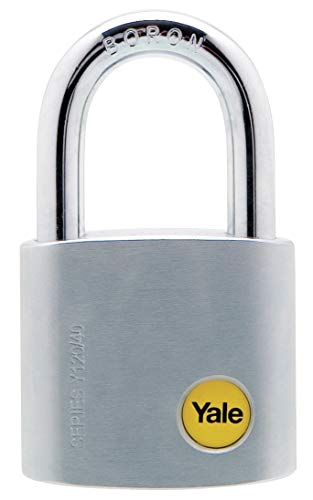 Yale Y120/125/1/40 Brass Padlock, 40 X 25 X Medium for sale  Delivered anywhere in USA