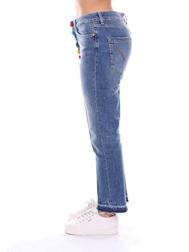 Cotone Donna Dp268ds153dvr07gbluejeans Blu Dondup Jeans w8xUAxq0