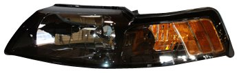 (TYC 20-5696-91 Ford Mustang Driver Side Headlight Assembly)