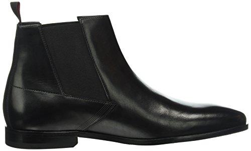 Hugo Herren Square_cheb_ltls 10193333 01 Chelsea Boots Schwarz (zwart 001)
