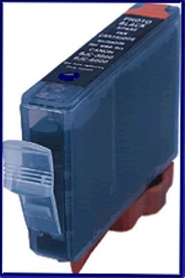 - Canon compatible BCI-3eBK Black ink cartridge