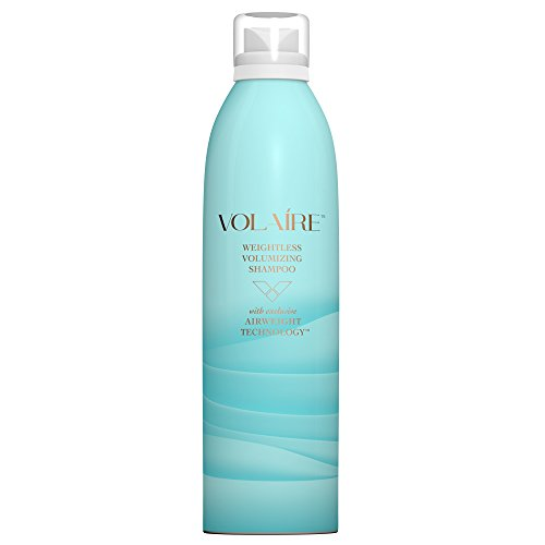 Volaire - Weightless Volumizing Shampoo - Everyday Effortless Volume, Sulfate Free | Paraben Free | Colored Treated Hair Safe - 10.5 Ounces