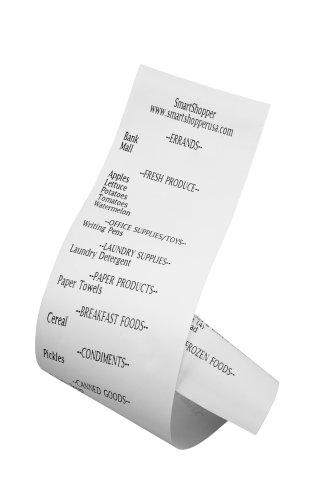 SmartShopper 3-Pack Paper Roll Refill