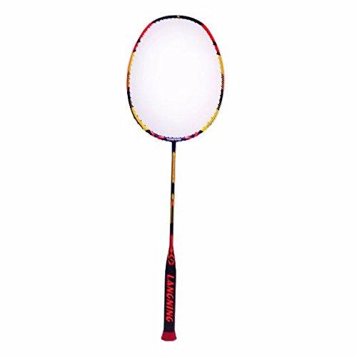 6455a9efa Badminton Racquet Light Racket Set Carbon Fiber 7u Best Tournament Single  Shuttle Bat Carrying Bag - 68g
