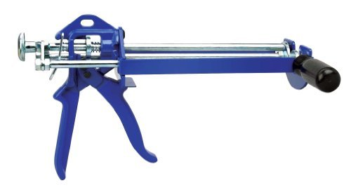 Wellmade Tools 3345 Dual Cartridge Manual Epoxy Applicator, 300ml x 150ml by Wellmade Tools [並行輸入品] B018A31O9E