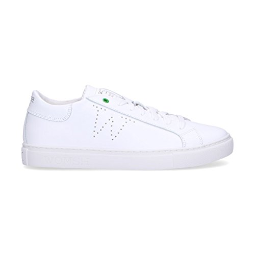 Pelle Bianco Womsh Uomo S170205 Sneakers O4nqqtZT