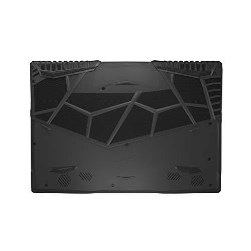 MSI GP65 Leopard 9SD-459IN Intel Core i7-9750H  9th Gen 15.6-inch Laptop(16GB/256GB NVMe M.2 SSD + 1TB HDD/Windows 10 Home/Nvidia GTX 1660 ti, 6GB Graphics/Grey/2.3Kg ) 9S7-16U121-459