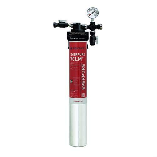 Everpure EV977111 QC7I Single-7CLM+ Fountain Filtration System ()