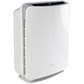 Winix U450 Signature Large Room Air Cleaner with True HEPA 5-Stage Filtration, PlasmaWave Technology and AOC Carbon