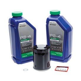 Tusk 4-Stroke Oil Change Kit -Fits: Polaris RANGER RZR S 800 2009-2014