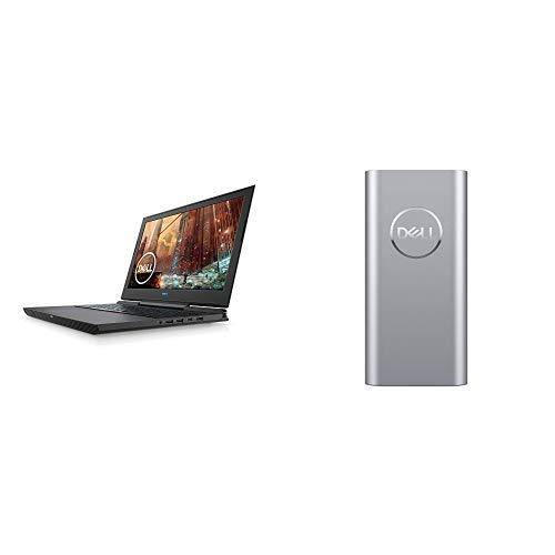 Dell ゲーミングノートパソコン G7 15 7588 Core i5 ブラック GTX1060/Windows10/15.6FHD/8GB/128GB SSD+1TB HDD/19Q11B + Dell ポータブル Thunderbolt3 SSD 1TB セット   B07QZQP9SW