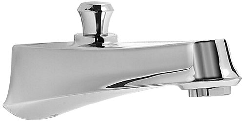 Toto TS230EV#BN Wyeth Diverter Wall Spout, Brushed Nickel by TOTO