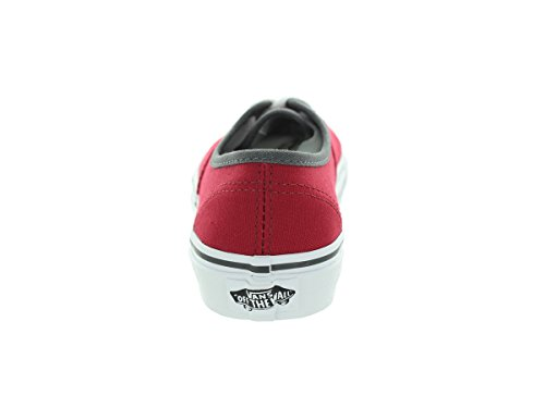 and Colors ASPHALT Unisex Fashionable CHILI for Authentic Kids Designs Canvas Stylish Vans RED BINDING Sneakers in Classic PEPPER Prints 1qPTSBn8