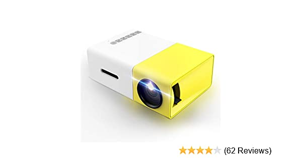Amazon projector loongson mini portable led projector