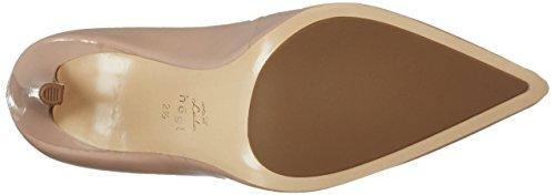 Högl 0-18 9004 1800, Zapatos de Tacón para Mujer Beige (Nude)