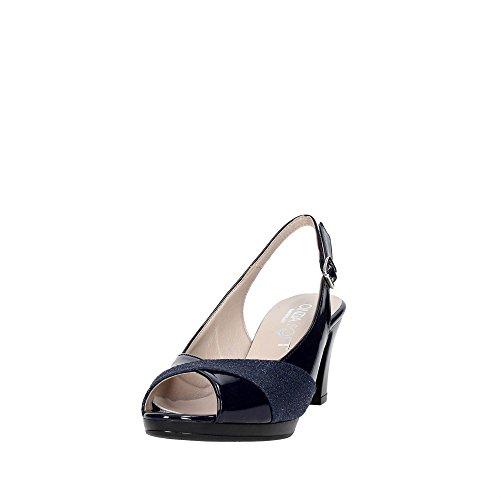 Blau Sandal Cinzia Damen Soft IAB311874 w7wpIqPa
