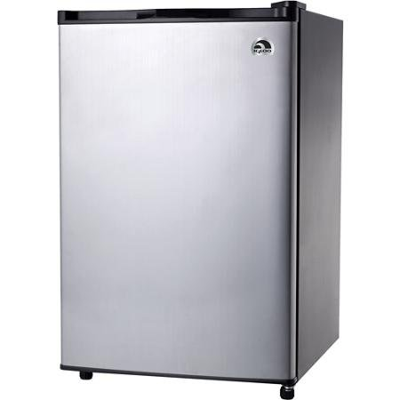 Igloo Refrigerator Freezer Stainless Steel product image