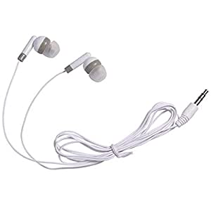 Amazon.com: Wholesale Bulk Earbuds Headphones 100 Pack For