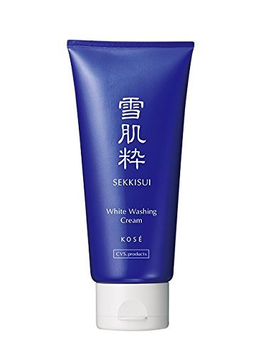 Kose Sekkisui White Washing Cream - 80g