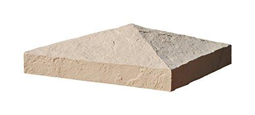 - NextStone Faux Stone Post Cover Cap 10