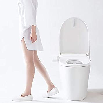 Enjoyable Hermosauknight Smart Wc Sitz Wasserdichter Elektrischer Ibusinesslaw Wood Chair Design Ideas Ibusinesslaworg