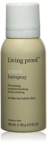 Living Proof Control Hairspray, Travel
