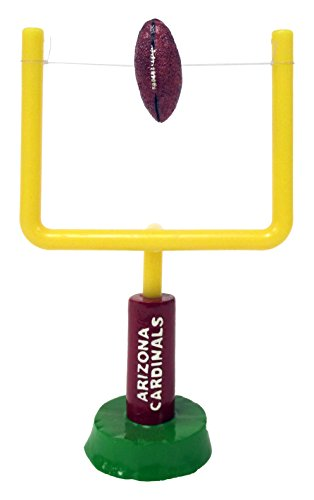 Pets First NFL Arizona Cardinals Goal Post (Resin Arizona Cardinals Football)
