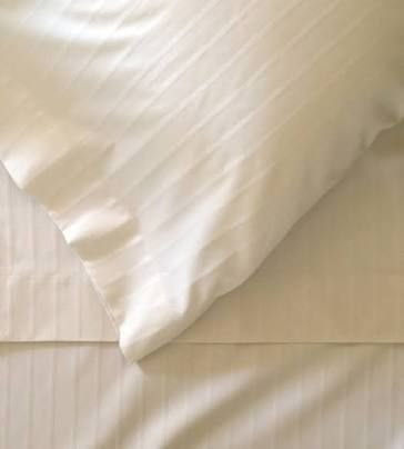 400 Thread Count '-- 100% Egyptian Cotton Elegant Comfortable 1 PC Fitted Sheet(Bottom Sheet Only) Extra Long Fit Upto 20
