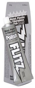 Flitz BU03515 Metal Plastic & Fiberglass Polish Paste 5.29-Ounce