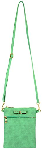 Energy Ivory Crossbody Urban Boulevard Sage Bag UqHRY
