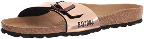 Bayton Tongs Rose sandales 10235 Ba 808wqrf