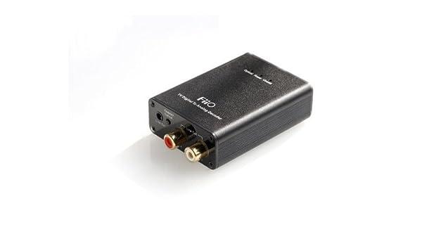 FiiO D07 convertidor de audio - Conversor de audio (65g): Amazon.es: Electrónica