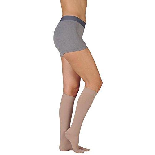 Juzo Varin Knee High 20-30mmHg Open Toe, III, Beige by Juzo B003AKN3DS