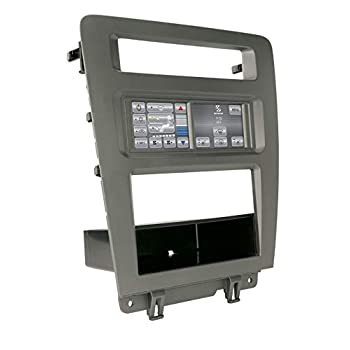 Image of SCOSCHE ITCFD01B 2010-2014 Ford Mustang Integrated Touchscreen Control ITC 2.0 Solution Dash Kit Car Dash Mounting Kits