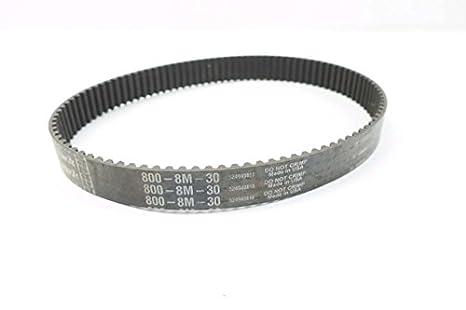 goodyear 800 8m 30 hawk pd timing belt 800x30mm d573018 amazon com rh amazon com Industrial Drive Belts Goodyear V-Belts