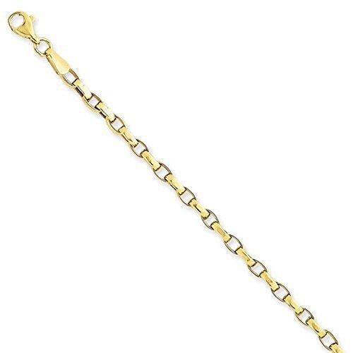 Icecarats Créatrice De Bijoux Fantaisie Lien 14K Bracelet En 7,25 Pouces