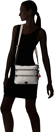 Sak Crossbody Nylon Esperato Grey The 4zqUpwzn