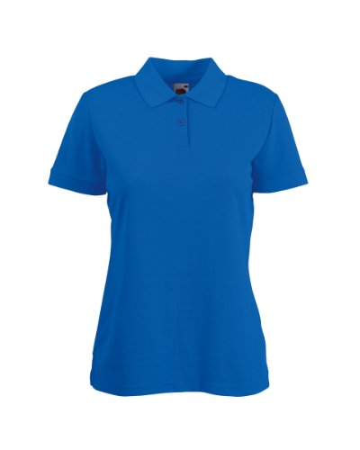 Donna Blue Fruit Royal Polo The Of Loom IwqZOYw