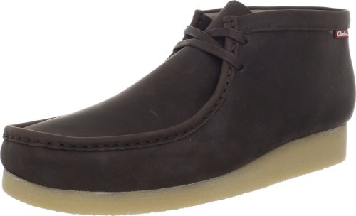 Clarks Men's Stinson Hi Wallabee Boot Chukka Wallabee Boot