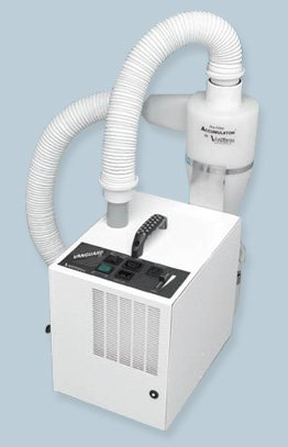 Vanguard 1X with Accumulator Dust Collector