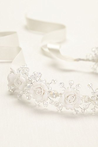 porcelain-and-beaded-flower-girl-wreath-style-h20610-silver