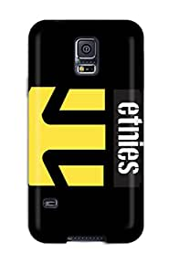 Hot Tpye Logo Case Cover For Galaxy S5